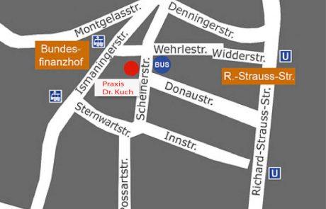 Gynäkologische Praxis Bogenhausen